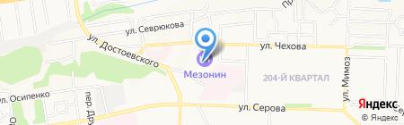 Smash на карте Ставрополя