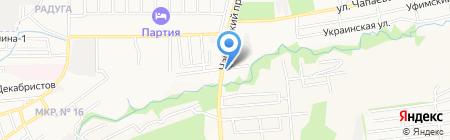 Flex-C-Ment на карте Ставрополя
