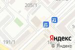 Схема проезда до компании Моравия в Михайловске