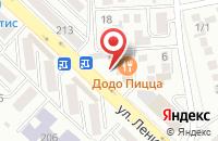 Схема проезда до компании Из печи вручи в Михайловске
