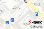 Схема проезда до компании Золотой Гусь в Михайловске