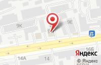 Схема проезда до компании Дар в Ставрополе