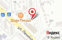 Схема проезда до компании Виктория в Михайловске