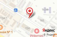 Схема проезда до компании Аптечный склад в Михайловске