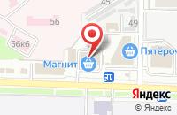 Схема проезда до компании Матрёшка в Ставрополе