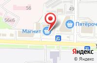 Схема проезда до компании Городской ломбард в Ставрополе