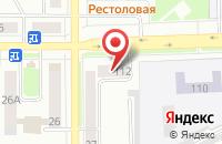 Схема проезда до компании Промсвязь в Муроме