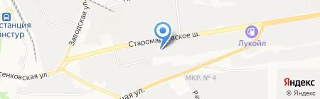 Магазин сварочной техники на карте Ставрополя