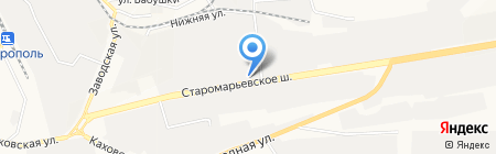 Технологии света на карте Ставрополя