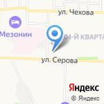 Магазин Региона на карте Ставрополя
