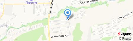 Компания по продаже фанеры на карте Ставрополя