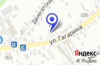 Схема проезда до компании ХЛЕБОЗАВОД в Михайловске