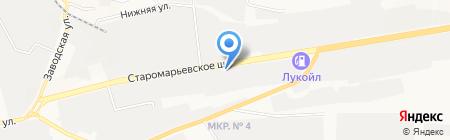 Банкомат МДМ Банк на карте Ставрополя