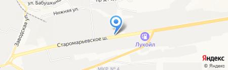 СтИЗ на карте Ставрополя