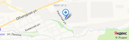 ФАУН+ на карте Ставрополя