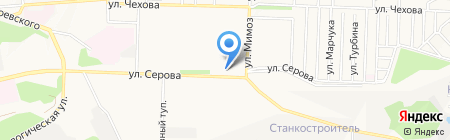 ОйКа на карте Ставрополя
