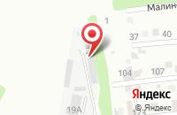 Схема проезда до компании Петрострой в Ставрополе
