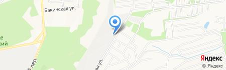 СТАВРОПОЛЬСТАЛЬТОРГ на карте Ставрополя