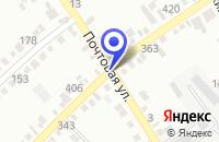 Схема проезда до компании СКЛАДСКОЙ КОМПЛЕКС ПАРИТЕТ в Михайловске
