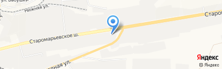 СВ-Авто на карте Ставрополя