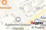Схема проезда до компании Союзпечать в Михайловске