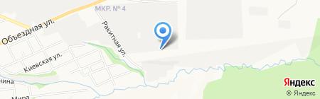 АСА ГРУПП на карте Ставрополя