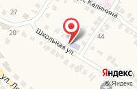 Схема проезда до компании Детская музыкальная школа в Пелагиаде