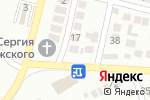 Схема проезда до компании HardCore в Михайловске