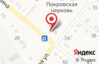 Схема проезда до компании Родина в Пелагиаде