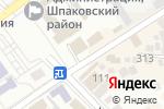 Схема проезда до компании Семейный Стиль в Михайловске