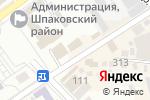Схема проезда до компании Ставропольпромстройбанк, ПАО в Михайловске