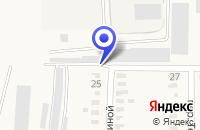 Схема проезда до компании СЕЛЬСКОХОЗЯЙСТВЕННОЕ ПРЕДПРИЯТИЕ РАССВЕТ в Орловском