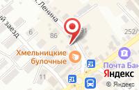 Схема проезда до компании Hand Made market в Михайловске