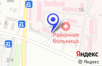 Схема проезда до компании КРАЕВОЕ ТРАНСПОРТНОЕ ПРЕДПРИЯТИЕ № 1 в Михайловске