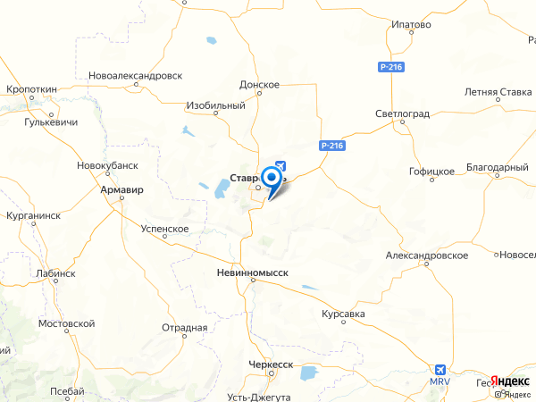 хутор Демино на карте