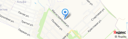 РемВанн на карте Ставрополя