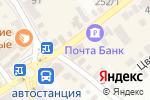 Схема проезда до компании ФОНБЕТ в Михайловске