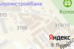 Схема проезда до компании Бакалейная лавка в Михайловске
