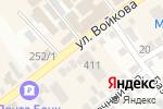 Схема проезда до компании Социальная аптека в Михайловске