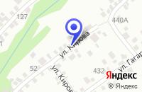 Схема проезда до компании ДЕТСКИЙ САД № 1 в Михайловске