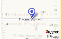 Схема проезда до компании ТЦ ПАВЕЛИНА в Орловском