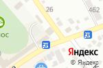 Схема проезда до компании Орион в Михайловске