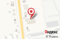 Схема проезда до компании Репортаж в Ярославле