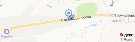 ФутлярофФ на карте Ставрополя