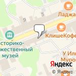 Магазин салютов Муром- расположение пункта самовывоза
