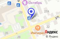 Схема проезда до компании СЕРВИСНЫЙ ЦЕНТР ТЕХНИКА КОМФОРТА в Муроме