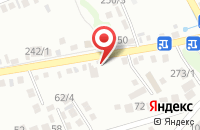 Схема проезда до компании Став-Колор в Михайловске