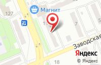 Схема проезда до компании Оникс-Д в Муроме