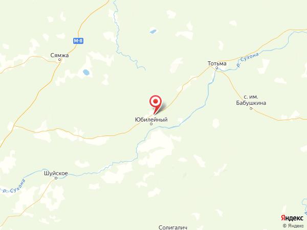 деревня Фоминское на карте