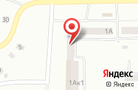 Схема проезда до компании Согратль в Кинешме